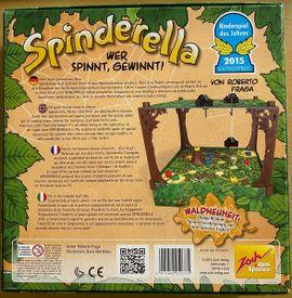 Gesellschaftsspiele - Kinderspiel Spinderella Spiel des Jahres