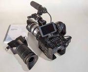 Sony NEX-FS100EK Camcorder
