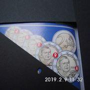 2 Euro Helmut Schmidt zirkuliert