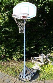 Zu Verschenken Gebrauchten Basketballkorb