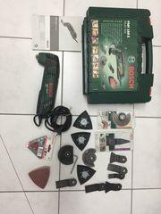 Bosch PMF 180 E Multitool