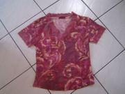 Shirt mit V-Ausschnitt von Schumacher