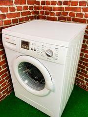 Eine Waschmaschine von Bosch Classixx