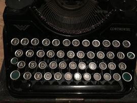 Bild 4 - Continental Schreibmaschine - Heidelberg Emmertsgrund