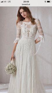 Wunderschönes Hochzeitskleid 36