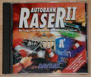 CD-ROM - Autobahn Raser 2 - PC-Spiel - Auto-Rennen