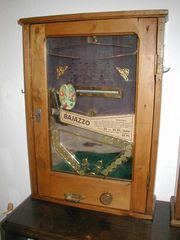 Bajazzo Vorkriegs Automat vermutlich Schülke