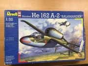 Revell Heinkel He-162 A-2 Salamander