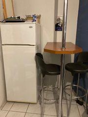 Großer Kühlschrank Kühl-Gefrier-Kombination