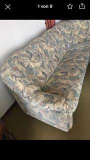 Couch Couchgarnitur groß für WG