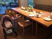 Hochwertiger Vollholztisch vom Bregenzerwälder Tischler