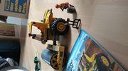 Lego Strassenwalze 7746