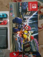 Nintendo Switch mit sehr viel