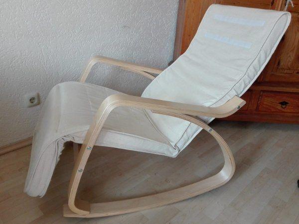 Schaukelstuhl ähnlich Poäng Ikea Stuhl Relaxstuhl In München