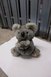 Koala Kuscheltier mit Jungem