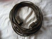 10 m Schuko-Verlängerung Kabel 3x1