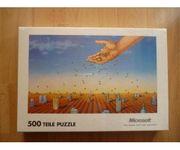 500 Teile Puzzle zu verschenken