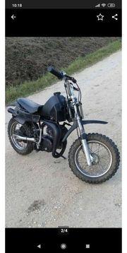 kinder Cross Motorrad Italjet Buster