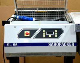 Geräte, Maschinen - SAROPACKER SL55 Haubenschrumpfmaschine Folienverpackungsmaschine SL