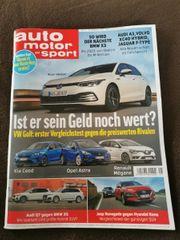 Die neusten AutoMotorSport