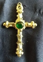 Kreuzanhänger Dornenkreuz