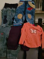 Kleidung für Kleinkinder 1-3 jährige