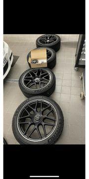 Radsatz Mercedes G63 AMG Felgen