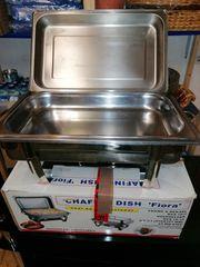 Verkaufe Chafing Dish -- Warmhaltebad--