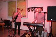 Mit Musikduo Talents aus Ansbach