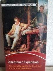 Hörbuch 4 CD s Abenteuer