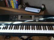 Keyboard YAMAHA PSR 640 zu