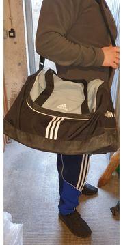 Adidas Sport Tasche Grau