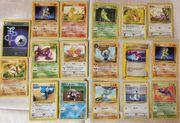 Pokemon Sammelkarten Englisch 113 Stück