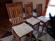 Esszimmer Stühle 6Stück