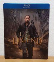 Blu-ray I am Legend Steelbook