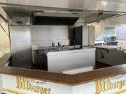 Foodtruck kompletter Imbisswagen Verkaufsanhänger Imbissstand