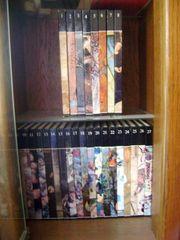 Bücherbund Weltgeschichte der Malerei 1-27