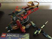 8x Lego Ninjago Sets