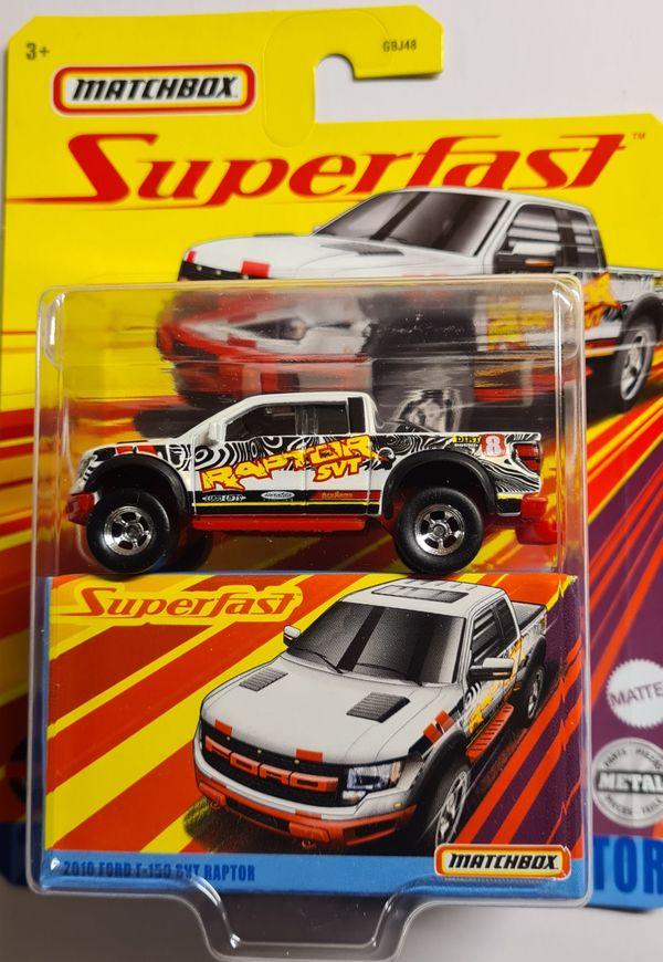 Matchbox Superfast 2010 Ford F-150