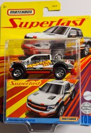 Matchbox Superfast 2010 Ford F-150