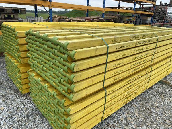 40 Holzträger 2 9m Dokaträger