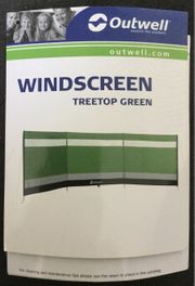 Wind- und Sichtschutz von Outwell