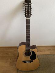 Harley Benton 12-String Akustikgitarre