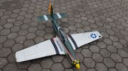 RC Flugzeug Warbird P51 Mustang