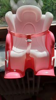 Babyborn Fahrradsitz