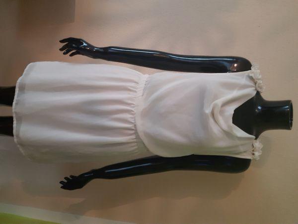 Kleid Sommerkleid Rüschenkleid business freizeit
