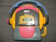Cassettenrecorder Fisher Price