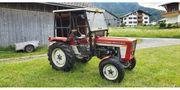 Traktor Lindner BF350SN