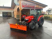 Branson 5025c ink Fronthydraulik F47CHn