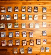 3500 Magic the Gathering Karten